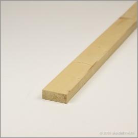 Abachi 0,6x3mm x 1 meter (7559/01)