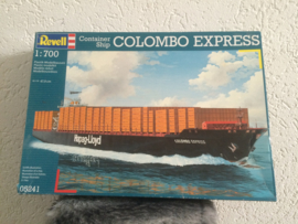 """Revell bouwdoos """"Colombo Express"""" 1:700"""