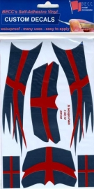 Vinylvel  *Flash England*  1:10 - 12