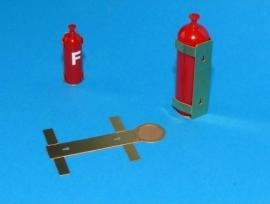 Houder voor Brandblusser (010 178)  800 328