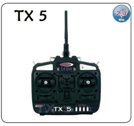 JAMARA Zenderset TX5  2.4 gHz (5-kanaal)