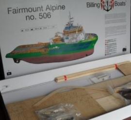 Fairmount Alpine 1:75   (BB506)