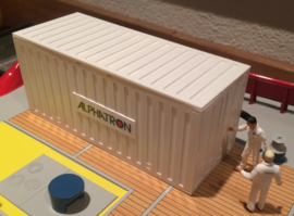 Zee Container 40FT - 1:50 (100108-40F-50)