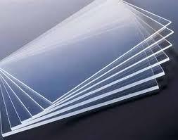 Lexaanplaat glashelder 1,0 mm  R606-01