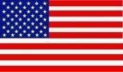 """Vlag """"USA"""" 400 005"""