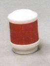Rondom / Signaallamp Rood, -  010 335