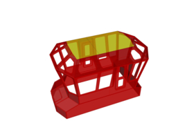 Stuurhuis ASD TUG 3213 - 1:50 (100109-50-B )