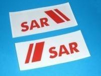 SAR Logo voor de 9,5m Klasse  (030 050)