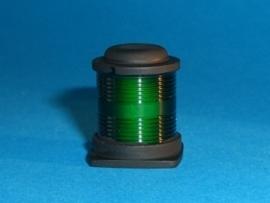 Rondom / signaal lamp, groen  010 284