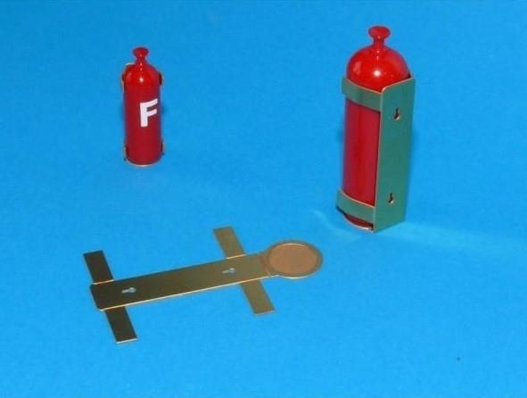 Houder voor Brandblusser (010 181)  800 331