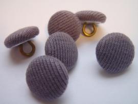 KA034 Knoop Padenstoel paars