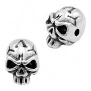 DQ metalen skull