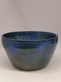 Kommetje kobaltblauw