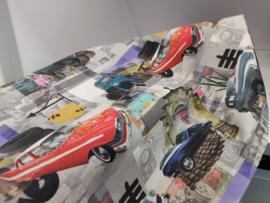 Bert - Digitale print - Cars and oldies ( per 10cm)