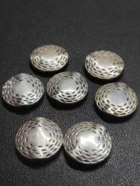 Metalen discus