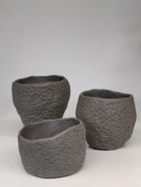 Duimpotjes maken in keramiek - 5 februari - van 13:30  tot 16:00  uur