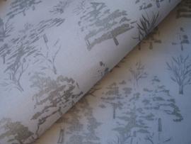 Fabri Quilt -Silver Seasons - per 10 cm