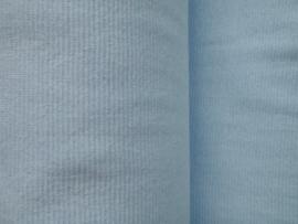 Boordstof pastelblauw - per 10 cm