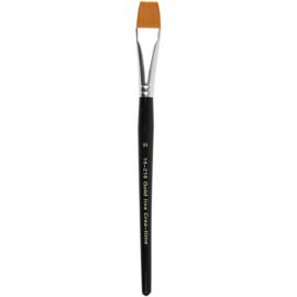 Gold line penseel nr 16, plat