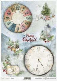 ITD R1641 Kerst klok