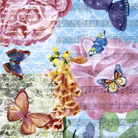 7151 Musical garden