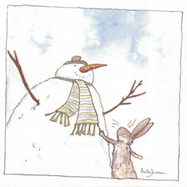 5667 Hello Snowman