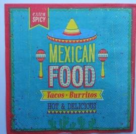 4865 Mexican Food (retro)