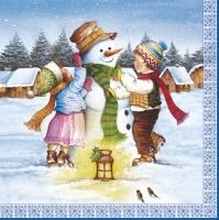 4772 Sneeuwpop maken