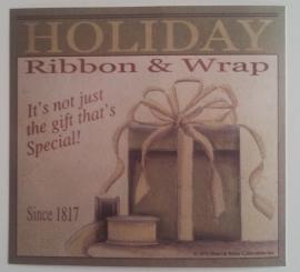 VL0408 Holiday Ribbon