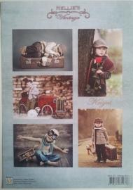 NEVI055 Vintage Boys