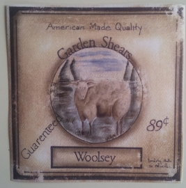 VL0412 Garden Shears