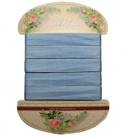 25144 Silk lace (blauw)