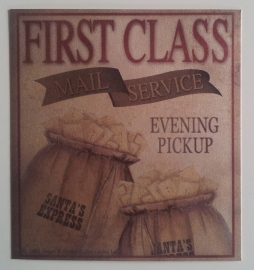 VL04022  First Class