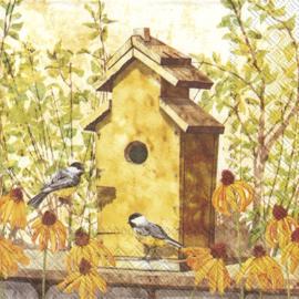 P6130 Vogelhuisje (pakje)