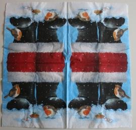 4523 Santa's boots