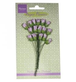 RB2242 Rozenknopjes (lavendel kleur)