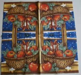 1272 mand met appels