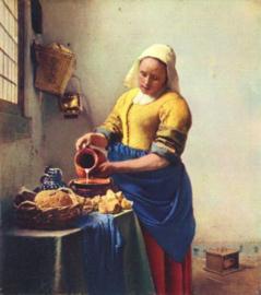 5933 Het melkmeisje van Vermeer
