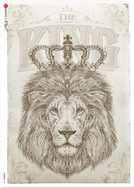 ANI-0104 Leeuw - The King