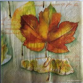 3301a herfst blad