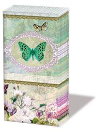 Z0552 Butterfly Medaillon