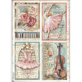 DFSA4542 Passion Cards