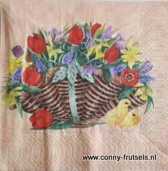 6175 Pasen en voorjaarsbloemen
