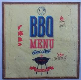 4867 BBQ menu (retro)