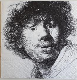 6681 Rembrandt zelfportret