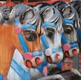 3551 Draaiorgel-paarden