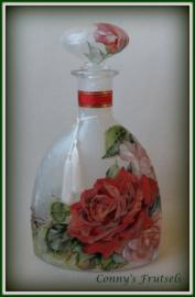 Karaf met Roos-decoratie
