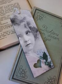 Boekenlegger Meisje
