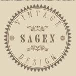 SAGEN Vintage Design servetten