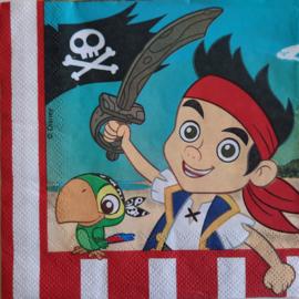 7180 Jake en de Nooitgedachtland piraten